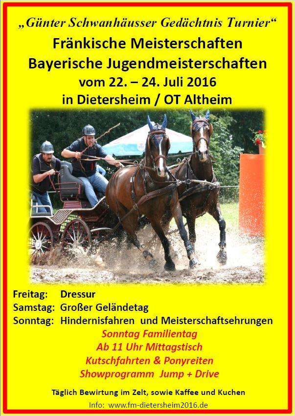 Bild Flyer Turnier